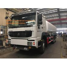 SINOTRUK HOWO Gas Tanker Truck 16-20CBM