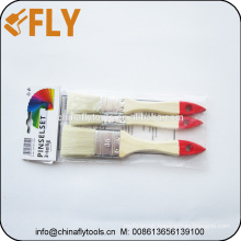 Beige Bristle wooden handle Paint Brush