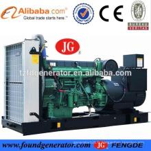 Générateur diesel 200kva original de volvo de prix usine avec CE, OIN