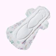 Las toallas sanitarias femeninas modificadas para requisitos particulares confortan las servilletas sanitarias con la impresión