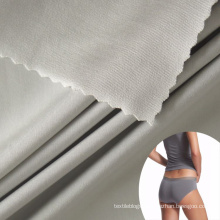 breathable smooth shiny micro polyamide 75 elastane 25 tricot knitted lingerie fabric