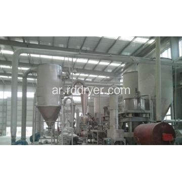 XSG Series Revolving Flash Vaporization Dryer for glyphosate