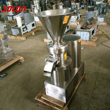 Stainless Steel Colloid Mill Soybean Paste Machine