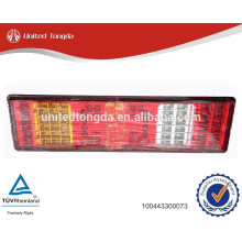 Lâmpada do diodo emissor de luz da combinação da parte traseira do caminhão pesado do motor de C & C, 100443300073