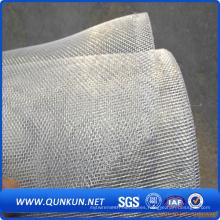 Malla de alambre de aluminio