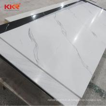 Malásia de superfície contínua, matéria prima de superfície contínua, painéis de parede do chuveiro da superfície do sólido