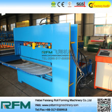 FX construction material bending sheet machine