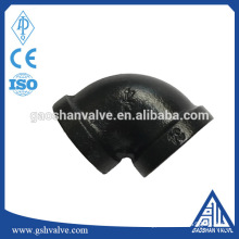 black iron thread 90 degree pipe elbow