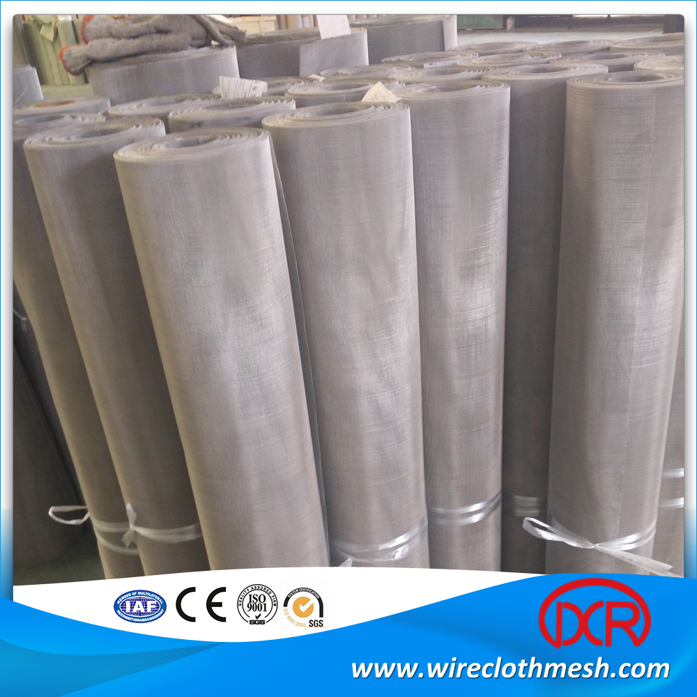 Competitive Abiding Stainless Steel Wire Mesh No Minimum
