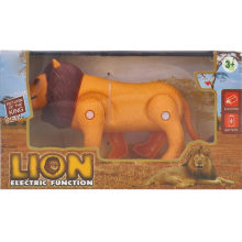 Electric Walking Function Lion Toy