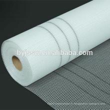 Fabrication chaude de maille ignifuge de fibre de verre de vente
