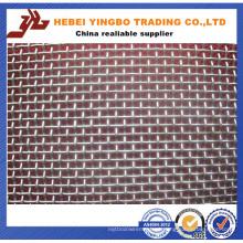 Fábrica de Anping tecelagem de arame de frango quadrado 8X8