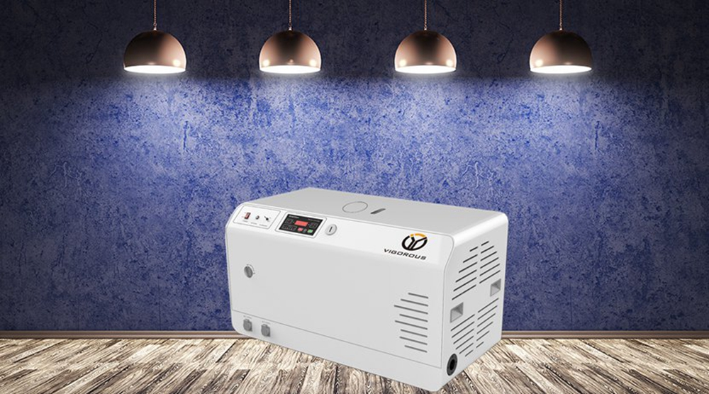 Ultra-silent Dual Fuel Generator