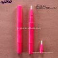 2ml de creme de espessura aplicável corretivo caneta cosméticos escova