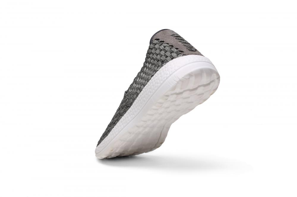Lightweight MD Sole Woven Hollow Shoes