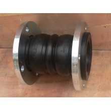 Flanged Rubber Joint, Double Sphere