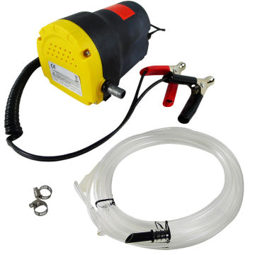 oil extractor/12V DC oil changer