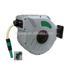 A18 rétractable automatique enrouleur de tuyau d'eau de jardin avec pistolet