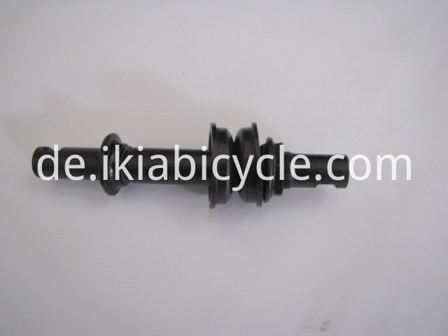 bicycle BB axle