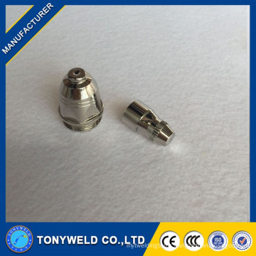 p80 cutting nozzle for Air Plasma cutting torch/P80 plasma cutting nozzle/cutting tip