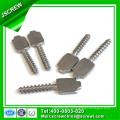 OEM M4.5 Stahl Spezial Kopf Gewindeschnecke für Möbel