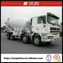 Caminhão Betoneira Nova Bomba (HZZ5310GJBSD) com Alto Desempenho