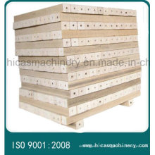 Hc90 Wood Pallet Leg Press Machine Press Bloc de palettes en bois