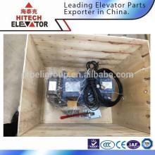 Machine de traction à moteur / motorisation d'ascenseur / pour ascenseur à la maison
