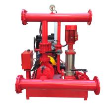 Pompe diesel de lutte contre l'incendie / pompe à incendie de moteur diesel
