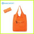 Eco Reusable Nylon Shopping Supermarket Foldable Bag