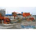 Groupe de traitement de minerai de fluorite / groupe de processus de séparation de flottation