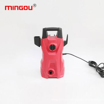 High pressure washing surface cleaner