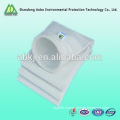 Non woven Water proof and oil proof polyester filter clothes for cement plant