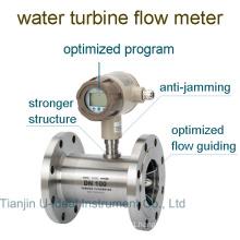 Diesel or Water Flow Measuring Turbine Flow Meter