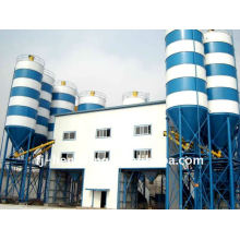 Concrete ready mixing plant