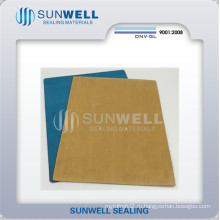 Резиновый лист без асбеста, Масло неасбестовое волокнистое листовое (SUNWELL)