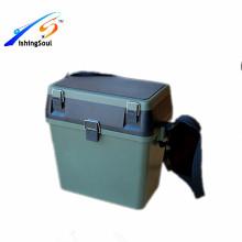 Caja de aparejos de pesca de plástico FSBX036-S317