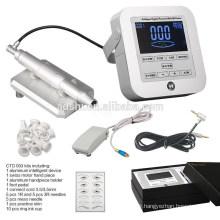 Kit d'alimentation numérique complet professionnel kit de dispositif de maquillage permanent
