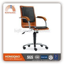 CM-F54AH leather/PU cover simple staff office chair