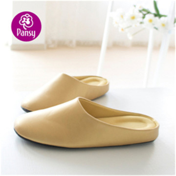 Pansy Comfort Shoes Anti-skidding Indoor Slippers For Ladies