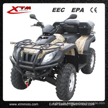 600ccm 4 X 4 billige Erwachsene Großhandel differenzielle Quad-Bike ATV/Quad′s