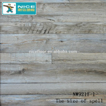 NWseries O tamanho da soleira Piso de madeira Parquet HDF núcleo Parquet Flooring