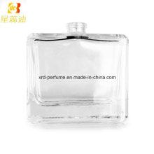 50ml quadratische leere Glasparfümflasche
