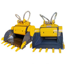 Cuchara trituradora de martillo hidráulico PC360
