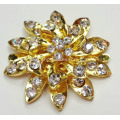 Flowers Rhinestone Shoe Clips, Garment Accessories, Shoes Accessories
