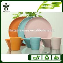 Набор посуды из натурального бамбука, набор для продажи 3шт.