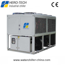 -30c 30kw Air Cooled Low Temperature Screw Water Chiller for Electronic Devices