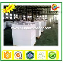 Revêtue de papier 80Lb Revêtue-ISO 92%