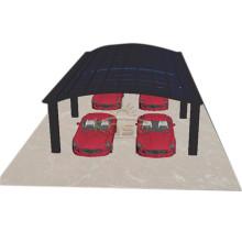 Precio de policarbonato Montaje de techos Refugio de embarcaciones Cochera
