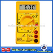 Multimètre numérique populaire DT830E avec détecteur de batterie buzzer CE CAT II